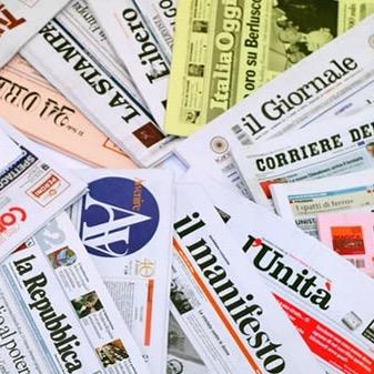 Rassegna stampa stefano borghesi for Rassegna stampa parlamento