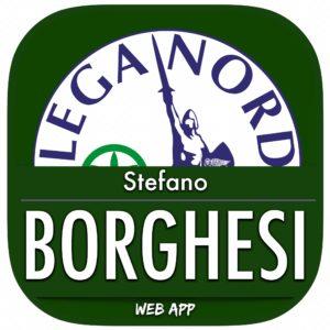 Logo stondato Borghesi APP