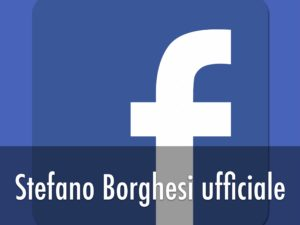 Facebook Stefano Borghesi ufficiale