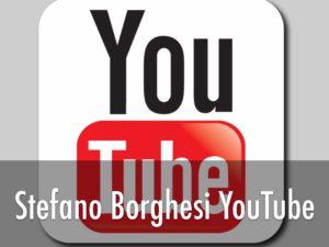 YouTube Stefano Borghesi