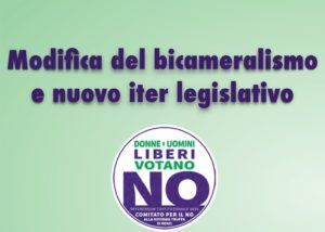 #iovotoNO bicameralismo