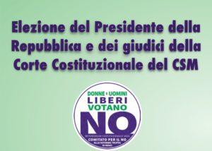 #iovotoNO costituzionale