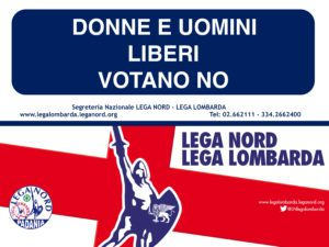 Lega Lombarda NO Riforma