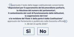 Quesito referendum