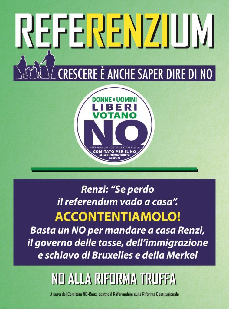 #iovotoNO alla riforma truffa