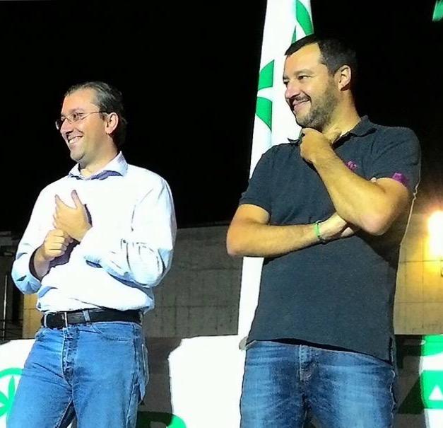 #SalviniSegretario